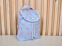 """Детский рюкзак """"Фламинго"""""""