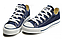Кеды Converse ALL STAR Blue, фото 2