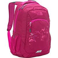 Рюкзак для ноутбука The North Face Haystack Laptop Backpack (Dramatic Plum/Luminous Pink)