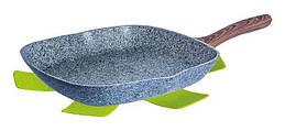 Сковорода-гриль Berlinger Haus Forest Line 28х28см гранитное антипригарное покрытие Разноцветный, КОД: 1033725