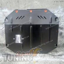 Захист двигуна Chevrolet Equinox сталева (Захист мотора Шевроле Эквинокс)