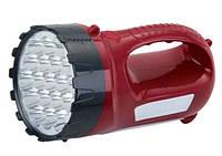 Фонарь светодиодный аккумуляторный 2820, фото 1