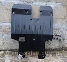 Захист двигуна Шевроле Еванда (сталева захист піддону картера Chevrolet Evanda)