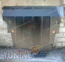 Захист картера Chevrolet Malibu сталева (захист мотора Шевроле Малібу 9)