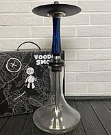 Voodoo чорно-синій з колбою Craft прозорою