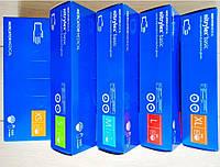 Перчатки медицинские Nitrylex Basic нитриловые ХS,S,М,L синие 100 шт/50пар
