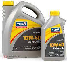 Моторное масло  YUKO Dynamic 10w40 SF/CC