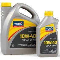 Моторное масло YUKO Vega Synt 10w40 SG/CD
