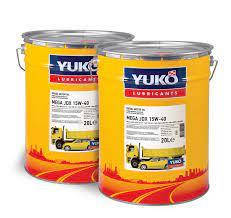 Моторное масло YUKO MEGA JDX 15w40 CJ-4/SL, E9, E7