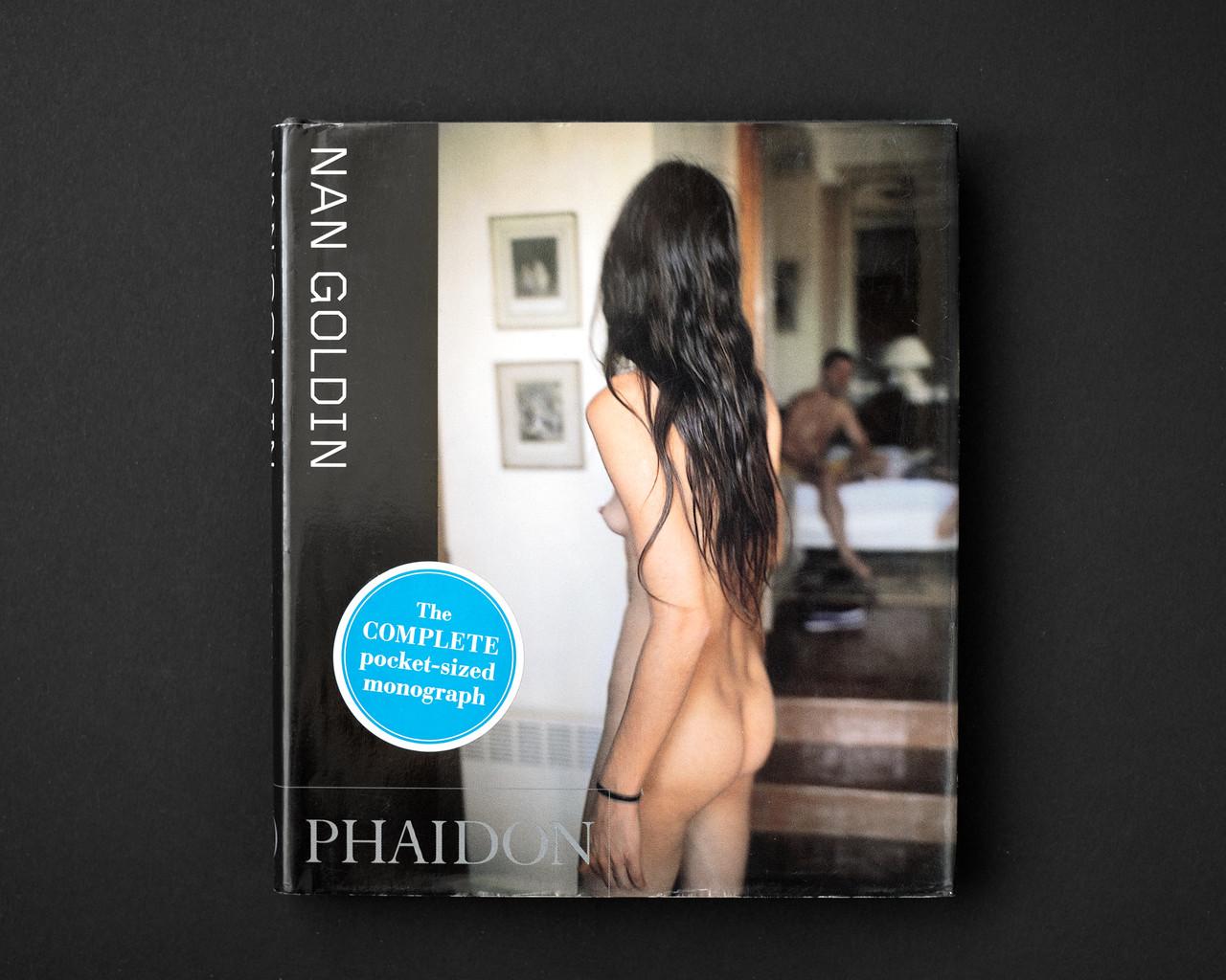 Книга Nan Goldin: Phaidon 55s. Б/У