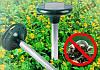 Відлякувач гризунів кротів на сонячній батареї Solar Rodent