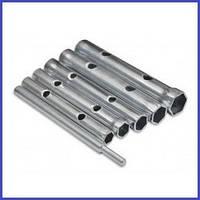 Трубчатые ключи для крепления установки смесителя для умывальника кухни торцевые шестигранные (набор)