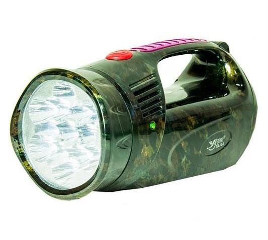 Фонарь светодиодный аккумуляторный 2809