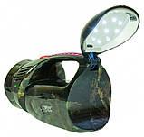 Фонарь светодиодный аккумуляторный 2809, фото 3