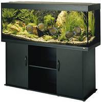 Тумба для аквариума Juwel Rio 400, черная.