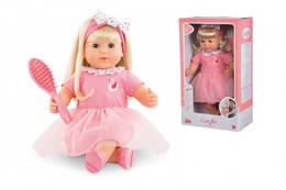 М'яконабивна лялька Адель, з ароматом ванілі, 36 см, Corolle