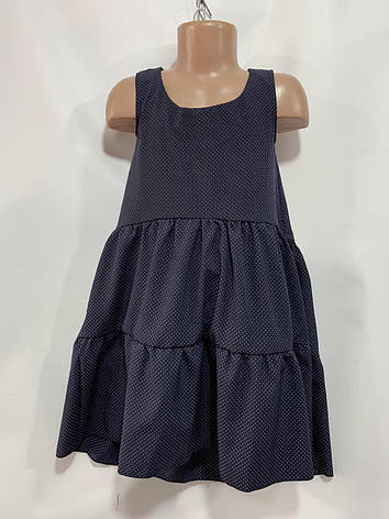 Літнє плаття для дівчинки р. 6-10 років, фото 2