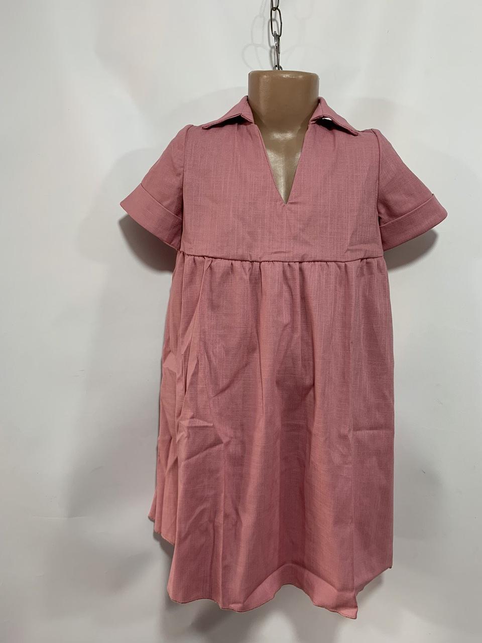 Плаття для дівчинки ошатне в горох р. 122-134 опт