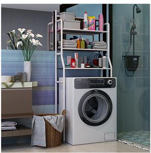 Напольная cтойка органайзер для установки над стиральной машиной washing machine rack, Напольный стеллаж