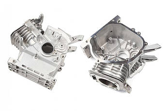 Блок двигателя на Мотоблок 170F (7 Hp Лошадиных Сил) (Ø70,00) ЗС (ZS)