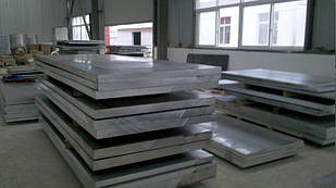 Плита алюминиевая, лист Д1Т 10х1520х3000 мм аналог (2017)