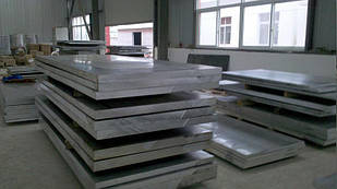Плита алюминиевая, лист Д1Т 34х1520х3000 мм аналог (2017)