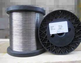 Проволока нержавеющая пищевая AISI 304 ф 8,0 мм бухты по 5 кг