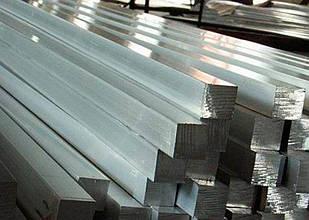 Квадрат стальной калиброванный 25х25 мм ст 20, ст 35, ст 45, ст 40Х класс точности h9 h11
