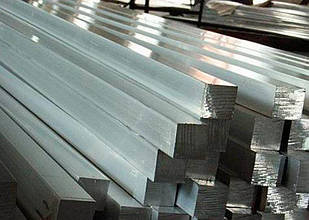 Квадрат стальной калиброванный 35х35 мм ст 20, ст 35, ст 45, ст 40Х класс точности h9 h11