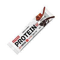 Батончик Nutrend Protein Bar 23%, 55 грам Шоколад в чорному шоколаді