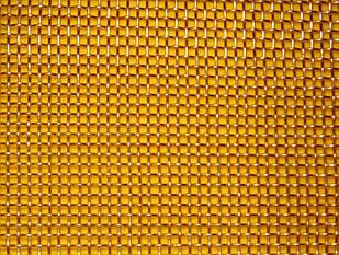 Сетка латунная тканая ячейка 0,16-0,1 мм БрОФ6,5-0,4/Л-80 ГОСТ 6613-86