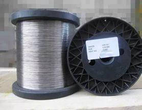 Проволока нержавеющая пищевая AISI 304 ф 2,0 мм бухты по 5 кг