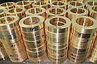 Втулка бронзовая бронза БрО10Ф1 выливаем из берилиевой бронзы согласно Ваших размеров, фото 3