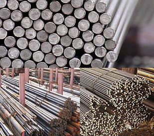 Круг стальной горячекатанный ст 12Х1МФ ф 12 мм