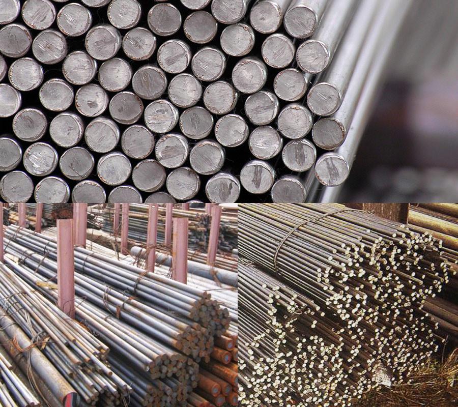 Круг сталевий гарячекатаний ст 40Х ф 90х6000 мм цк