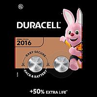 Батарейки Duracell 2016