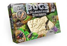 """Ігровий набір для проведення розкопок Жуки """"Jewels Excavation"""" 7582DT, 6 жуків"""
