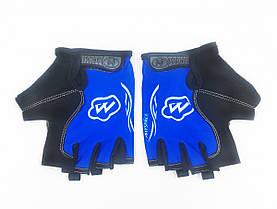 Велосипедні рукавички ST-005