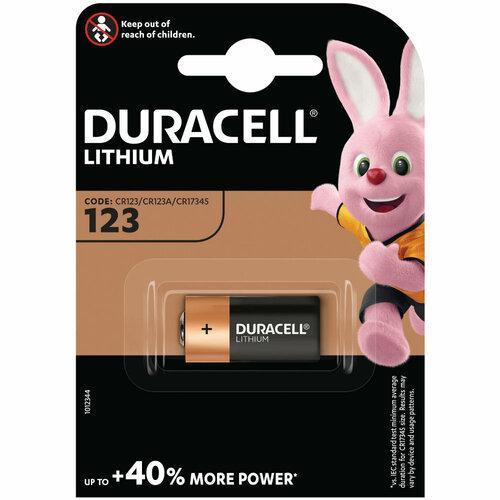 Батарейка Duracell 123A