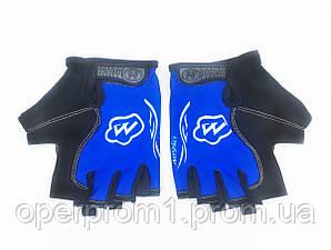 Велосипедные перчатки ST-005