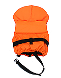 Спасжилет Vulkan воротник детский XS оранжевый, фото 3