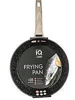 Сковорода RINGEL IQ Be Nordic 28 см, мраморно-литая RG-1123-28