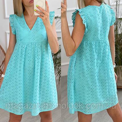 Платье женское летнее нежное  42,44,46,48, фото 2