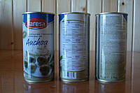 Оливки с анчоусами Baresa 415 g из Италии