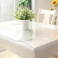 Силіконова скатертину Soft Glass, 1.1х1.4м, товщина 1.5 мм