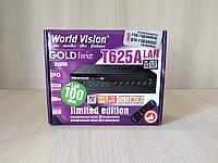 World Vision T625A Lan цифровой эфирный ресивер DVB-T/Т2/C