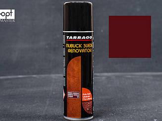 Краска для замши бордовая восстанавливающая Tarrago Nubuck Suede Renovator, 250 мл,TCS19 (11)
