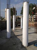 Опалубка для колонн  400 мм. длина 3 метра от ЧП Сидор