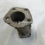 Патрубок воздухоочестителя ЮМЗ Д65-1109190-Б, фото 2