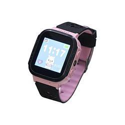 Детские умные часы Smart Baby GM8D Black/Pink